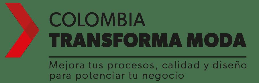 Colombia Transfoma Moda Logo