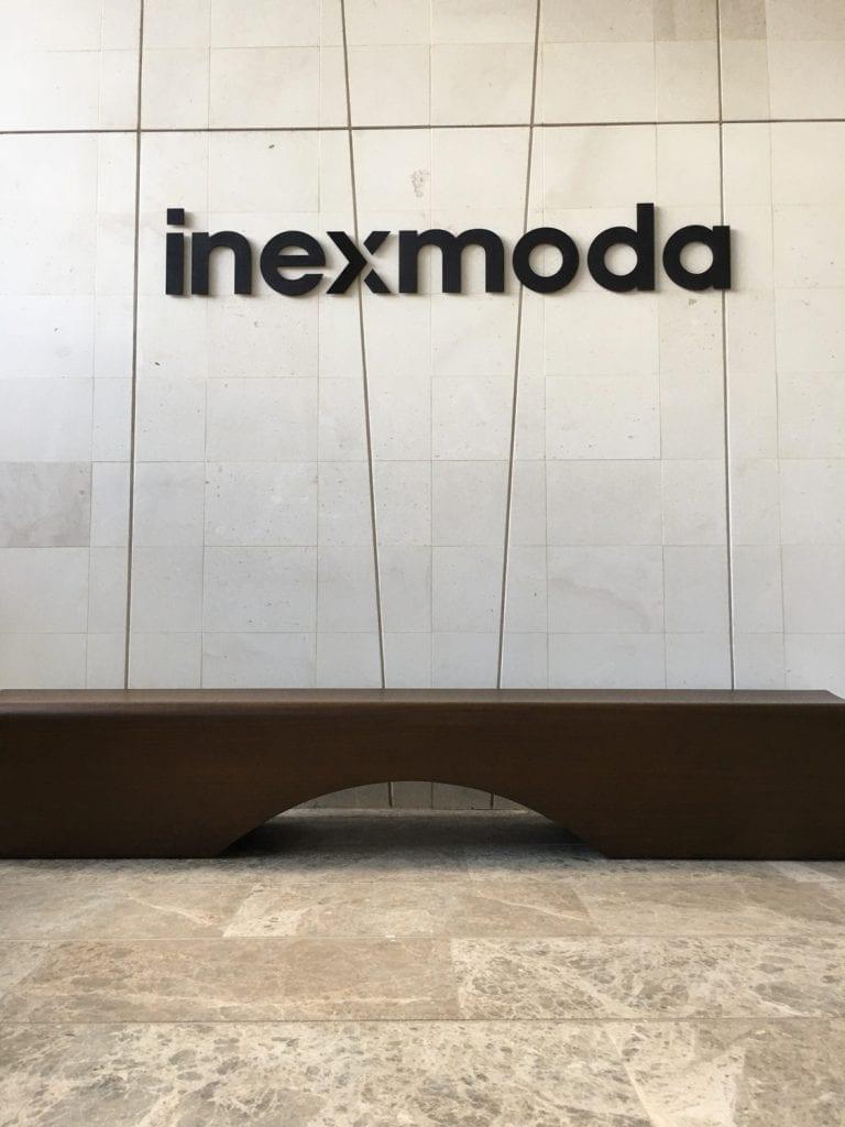 nueva sede inexmoda interior logo