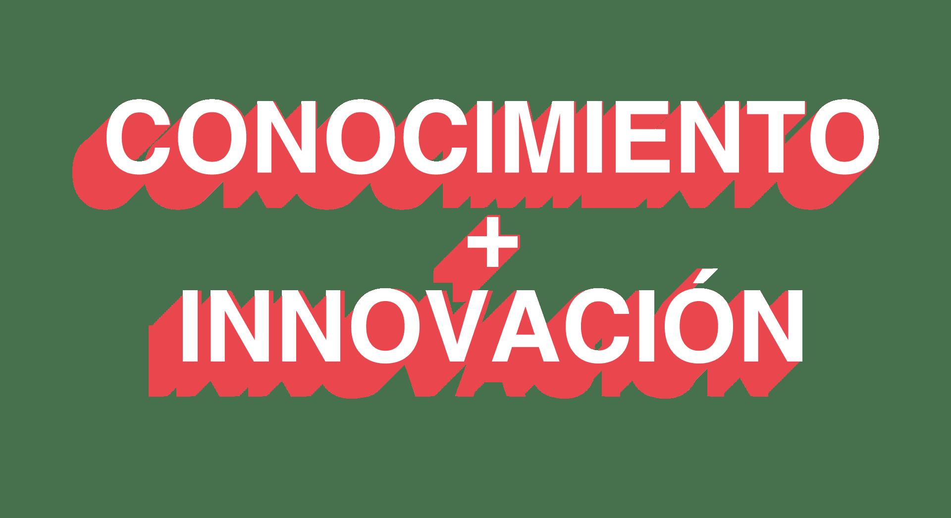conocimiento más innovación inexmoda