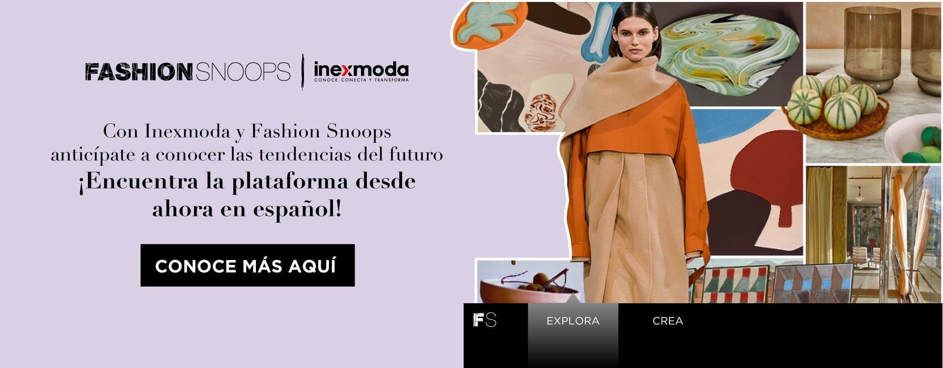 Fashion Snoops inexmoda