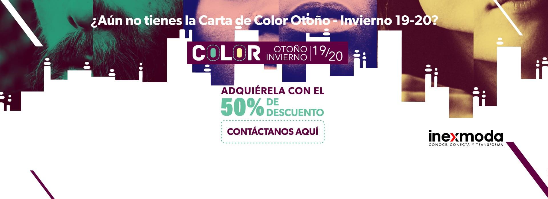carta de color 10 - 20 inexmoda